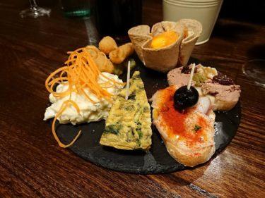 牛込神楽坂のスペインバル「ガファス(gafas)」は本場と変わらない価格と料理