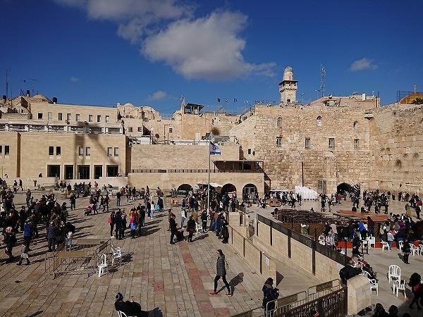 イスラエル・パレスチナ