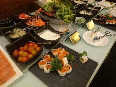 ホテルをチェックアウトして2度目のカクテルタイムを(JALでジャカルタSUITE旅行2016 その12)