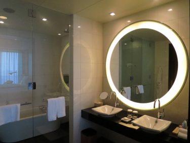 コンラッド東京 ツインスイートルーム宿泊記 その3 バスルーム