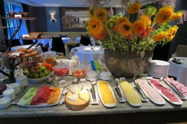 ウォルドーフ アストリア アムステルダム その5 Librije's Zusjeの朝食(アムステルダム旅行2016 その13)