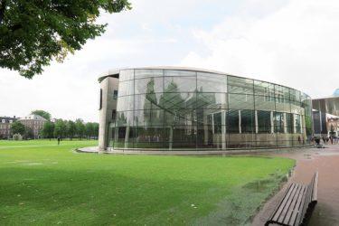 ゴッホ美術館を見てホテルまで散策(アムステルダム旅行2016 その14)
