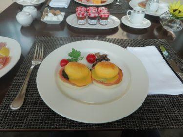 コンラッド東京 ツインスイートルーム宿泊記 その6 セリーズの朝食