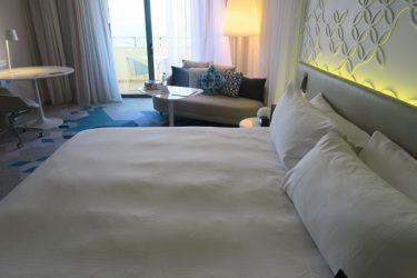 ヒルトン マルタ ホテル宿泊記その2 エグゼクティブフロア Sea Viewの部屋(マルタ旅行2016 その3)
