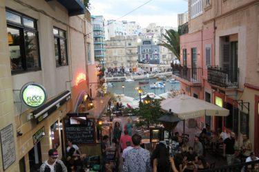 セントジュリアンを散歩(マルタ旅行2016 その5)