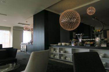 インターコンチネンタル マルタ ホテル宿泊記その1 ラウンジのチェックイン(マルタ旅行2016 その19)