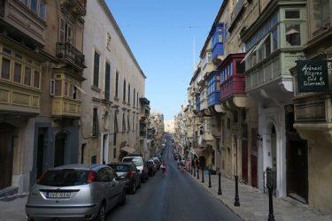世界遺産ヴァレッタの街を歩く(マルタ旅行2016 その10)