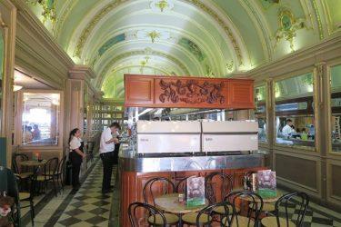 ヴァレッタのカフェ・コルディナへ(マルタ旅行2016 その11)