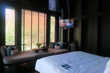 インターコンチネンタル・ダナン スパ・ラグーン・ヴィラ宿泊記[2]ベッドルーム(GW香港&ベトナムダナン2017その9)