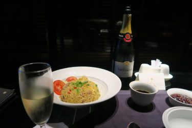 ルームサービスの食事 インターコンチネンタル ダナン宿泊記(GW香港&ベトナムダナン2017その15)