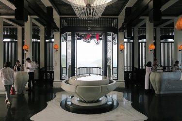 ホテルをチェックアウトして空港へ インターコンチネンタル・ダナン(GW香港&ベトナムダナン2017その17)