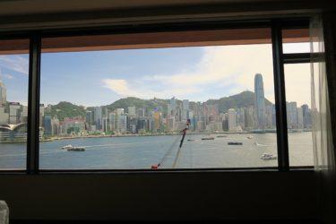 インターコンチネンタル香港 宿泊記1 アプローチ~チェックイン(香港週末旅行2017夏その1)
