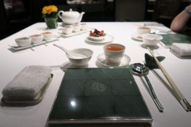 欣圖軒/ヤントーヒンでランチ  インターコンチネンタル香港(香港週末旅行2017夏その9)