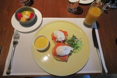 The Pier キャセイファーストラウンジで朝食(香港週末旅行2017夏その13)