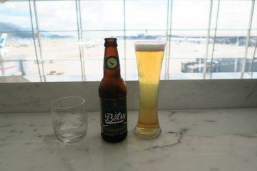 高度35000フィートで美味しく飲めるキャセイパシフィックオリジナルクラフトビール「ベッツィービール」