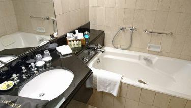 横浜グランドインターコンチネンタルホテル クラブベイビュールーム宿泊記2 部屋の続き