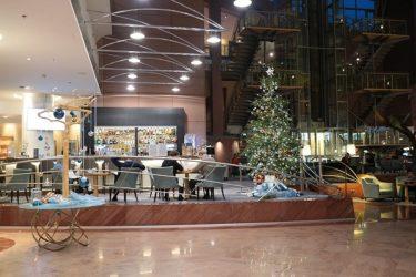ヒルトンフランクフルト宿泊記(年末年始ドーハ&フランクフルト2017-2018)