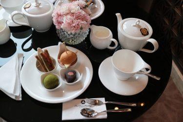 ホテルオークラプレステージバンコクにチェックイン&アフタヌーンティー(週末3連休バンコク 2018年2月)