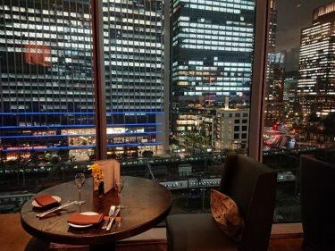 【ラグジュアリーカード】ラグジュアリーソーシャルアワーに参加 at フォーシーズンズ東京丸の内 MOTIF