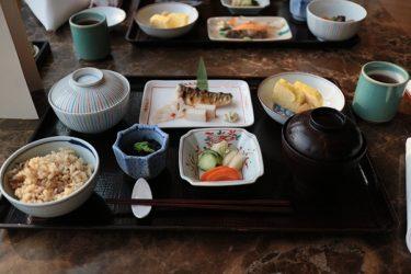 日本料理「山里」の朝食 オークラプレステージバンコク(週末3連休バンコク 2018年2月)