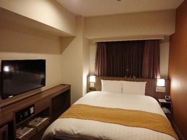 ホテルドーミーイン本八戸 宿泊記(部屋&大浴場)