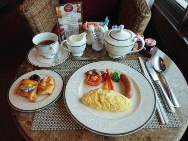 シャングリ・ラ ヤンゴン クラブラウンジの朝食(ミャンマー ヤンゴン週末旅行2018)