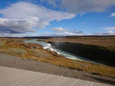 アイスランドに着きました ゴールデンサークルへ