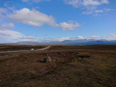 レイキャビク ケプラヴィーク国際空港でレンタカーを借りてゴールデンサークルへ(アイスランド旅行2018 その10)