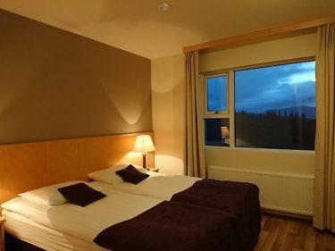 ホテル ハトルムススズゥル Hotel Hallormsstadur 宿泊記(アイスランド旅行2018 その26)