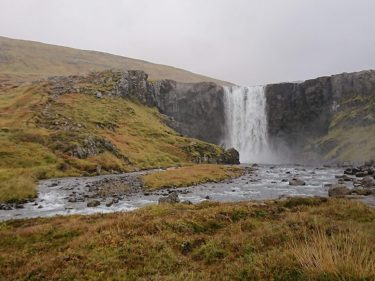 セイジスフィヨルズルは映画LIFE!の1シーンにも登場したフィヨルドの街(アイスランド旅行2018 その27)