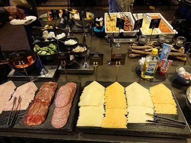 アークレイリ ホテル ケアの朝食(アイスランド旅行2018 その37)