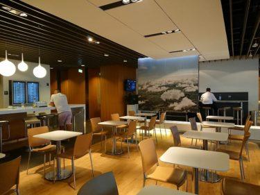 フランクフルト国際空港 ルフトハンザ航空セネターラウンジ(アイスランド旅行2018 その51)