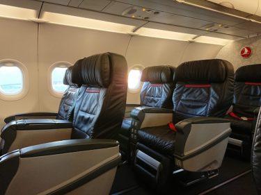 ターキッシュエアラインズ ビジネスクラス機内食 ヘルシンキ>イスタンブール(アイスランド旅行2018 その56)