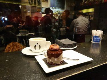 バルセロナのケーキショップ「Bubo」(バルセロナ旅行2018 その9)