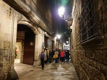 ピカソ美術館を無料で鑑賞しその後に街散策(バルセロナ旅行2018 その10)