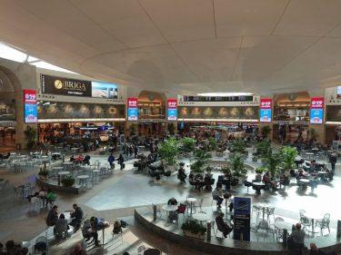 ターキッシュエアラインズでイスラエル ベン・グリオン国際空港、そしてエルサレムへ(イスラエル・パレスチナ旅行2019 その9)