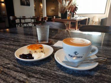 トンローのスペシャリティコーヒーショップ「Pacamara Coffee Roasters」(年末バンコク旅行2018 その3)