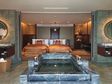 ひらまつホテルズ & リゾーツ 熱海 宿泊記1 部屋・設備