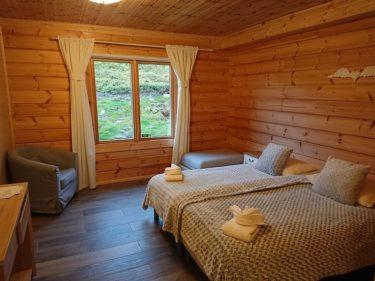 スナイフェルネス半島のプチホテル「Stundafridur」宿泊記(アイスランド旅行2018 その40)