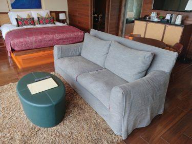ひらまつホテルズ&リゾーツ 宜野座 宿泊記 その2 ベッドルーム