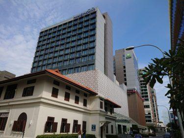 ホテルインディゴ シンガポール カトン キングベッド・プレミアビュールーム宿泊記