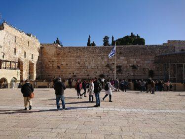 イスラエルの旅は素晴らしかったです
