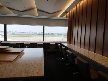 福岡空港 ANA SUITE LOUNGE
