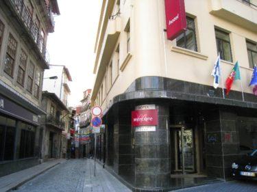ホテル メルキュール バターリャ ポルト(ポルトガル2008 その14)[世界遺産 Portugal Porto]