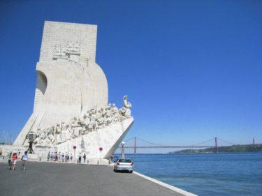 リスボン「発見のモニュメント ベレンの塔 ジェロニモス修道院」(ポルトガル2008 その16)[Portugal Lisboa]