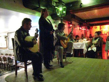 リスボン「ファド」(ポルトガル2008 その19)[Portugal Lisboa]