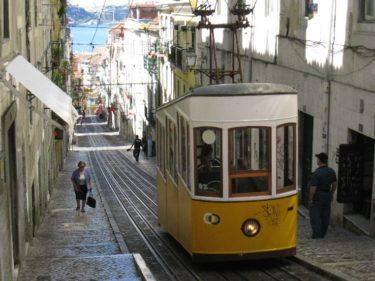 リスボン「リスボン名物 市電とケーブルカー」(ポルトガル2008 その18)[Portugal Lisboa]