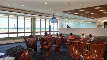 ダニエル・K・イノウエ空港 ANAラウンジ体験記(A380フライング・ホヌでいくハワイ旅行 2019)