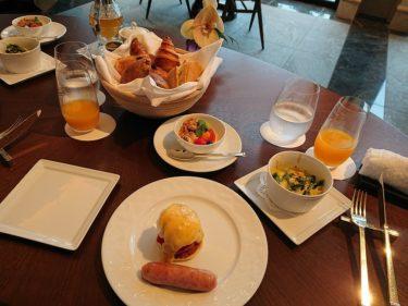 ひらまつホテルズ&リゾーツ 宜野座 宿泊記 その6  朝食