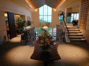 ひらまつホテルズ&リゾーツ 宜野座 宿泊記 その5 レストランのディナー